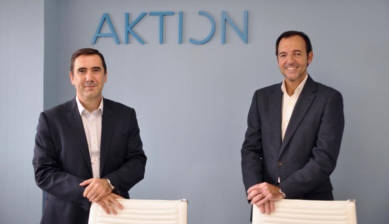 entrevista a los socios fundadores de Aktion