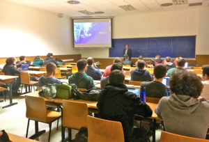 Sesión formativa de AKTION en la Universidad Jaume I